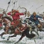 Mongol tactics